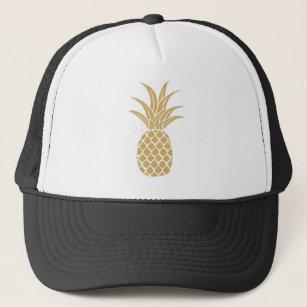 Summer Pineapple Baseball   Trucker Hats  3865455761b0