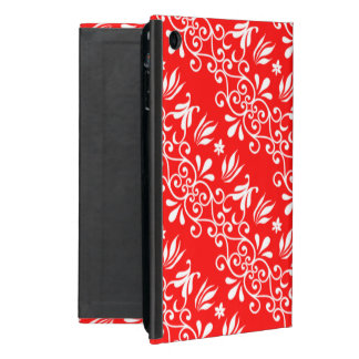 Regal Layered Green & Red Cover For iPad Mini