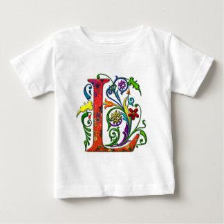 REGAL Letter L Baby T-Shirt