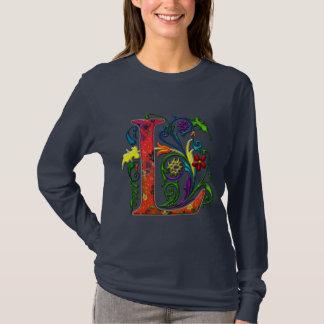 REGAL Letter L T-Shirt