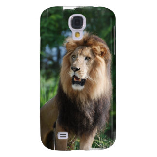Regal Lion iPhone 3G Case Samsung Galaxy S4 Covers