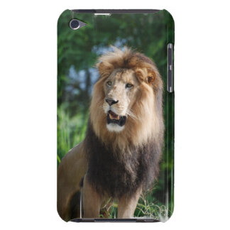 Regal Lion  iTouch Case Barely There iPod Covers