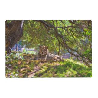 REGAL LION PLACEMAT