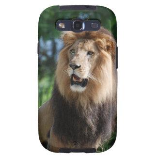 Regal Lion  Samsung Galaxy Case Samsung Galaxy SIII Case