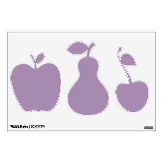 Regal Orchid Wall Sticker