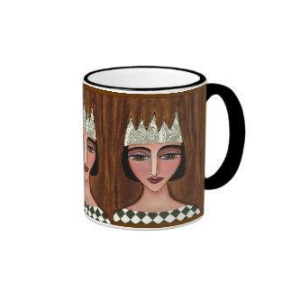 REGAL QUEEN - royal coffee mug