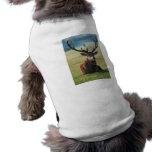 Regal Red Deer Pet Shirt