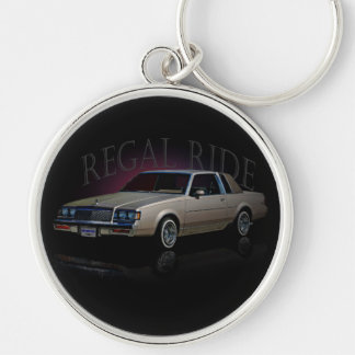 REGAL RIDE KEYCHAIN