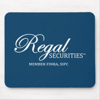 Regal Securities Logo Mousepad