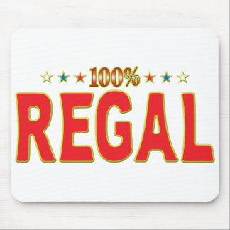Regal Star Tag Mousepad
