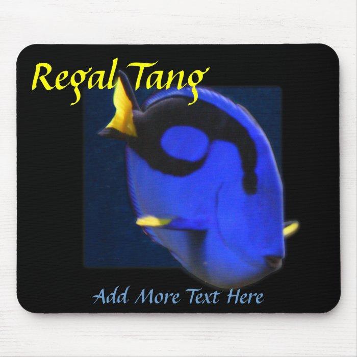 Regal Tang mousepad
