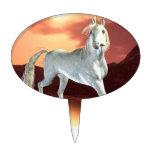 Regal Unicorn Cake Topper