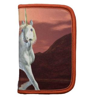 Regal Unicorn Wallet Folio Organizer