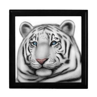 Regal White Tiger Gift Box
