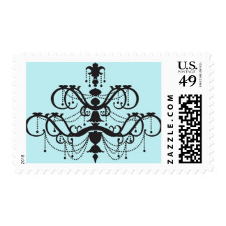Regale B by Ceci New York Postage Stamps