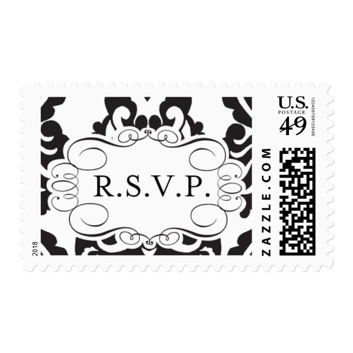 Regale C by Ceci New York Postage Stamp