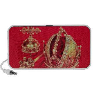 Regalía de la coronación de Rudolph II iPhone Altavoces