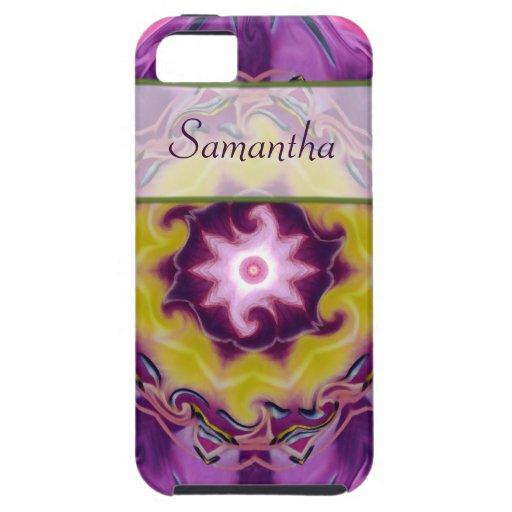 regalía de la púrpura de Case~ de la casamata del iPhone 5 Fundas