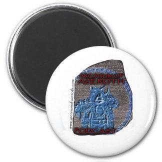 Regalía del Arcanum Imán Redondo 5 Cm