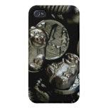 Regaliz negro iPhone 4 funda