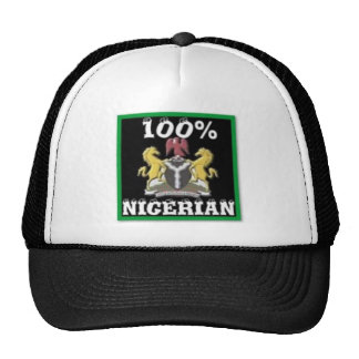 Regalo 100% de Nigeria (África) Gorro