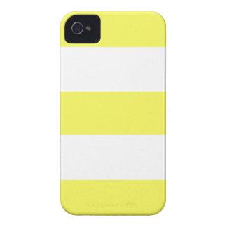 Regalo amarillo fresco del caso del iPhone iPhone 4 Case-Mate Coberturas