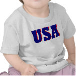 Regalo atlético de la camiseta del bebé 2012 de lo