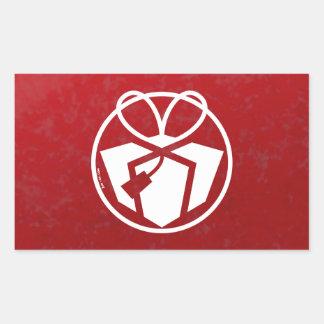 Regalo Avatar del navidad Rectangular Altavoces