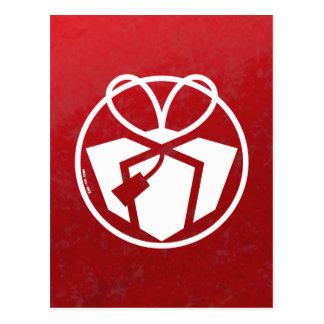 Regalo Avatar del navidad Tarjetas Postales