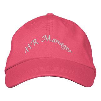 Regalo bordado encargado del casquillo del gorra gorras de beisbol bordadas