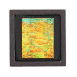 Regalo Caja-Clásico/Vintage-Klee 24 Cajas De Recuerdo De Calidad