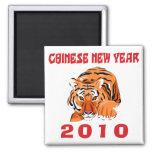 Regalo chino 2010 del Año Nuevo Iman De Nevera