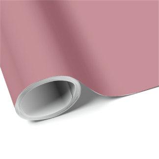 Regalo color de rosa del oro coloreado papel de regalo