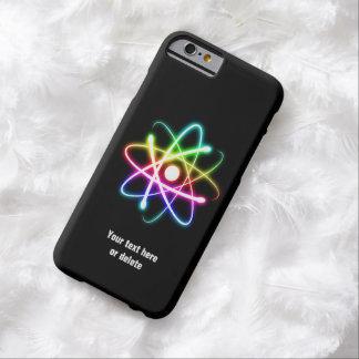 Regalo colorido de la ciencia del símbolo el | del funda para iPhone 6 barely there