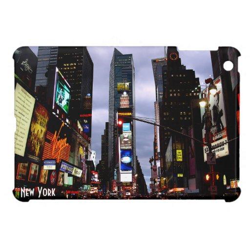 Regalo cuadrado de New York Times del mini caso de iPad Mini Carcasas