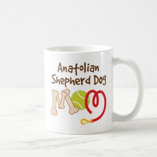 Regalo de Anatolia de la mamá de la raza del perro Taza De Café
