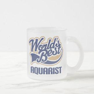 Regalo de Aquarist Taza