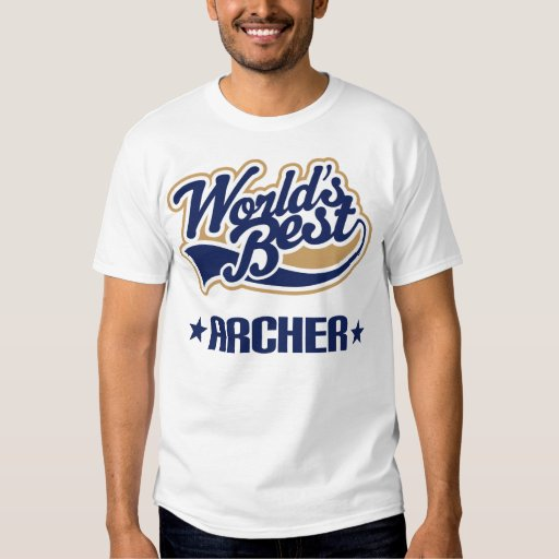 Regalo de Archer (mundos mejores) Remera