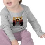 Regalo de ATV para los niños Camisetas