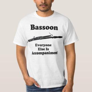 Regalo de Basson Playera