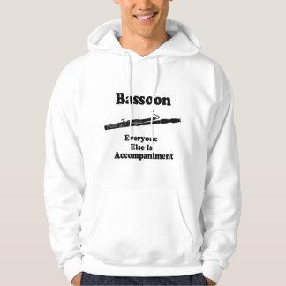 Regalo de Basson Suéter Con Capucha