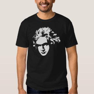 Regalo de Beethoven del compositor de la música Remeras