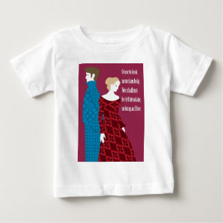"Regalo de Charlotte Bronte ""Jane Eyre"" con cita T Shirt"