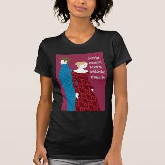 """Regalo de Charlotte Bronte """"Jane Eyre"""" con cita Camisetas"""