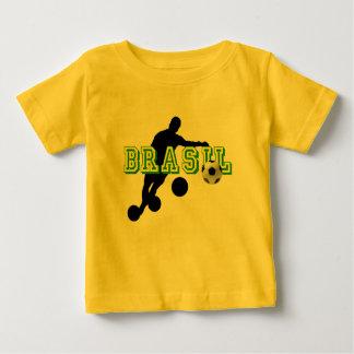 regalo de cinco estrellas del anfitrión del Brasil Playera
