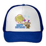 Regalo de cumpleaños divertido gorra