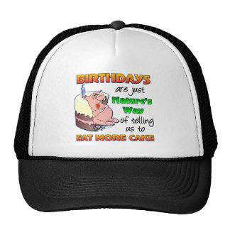 Regalo de cumpleaños divertido gorras de camionero