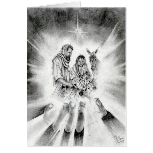 Regalo de dioses tarjeta de felicitación