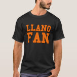 Regalo de encargo de la camiseta de la fan de