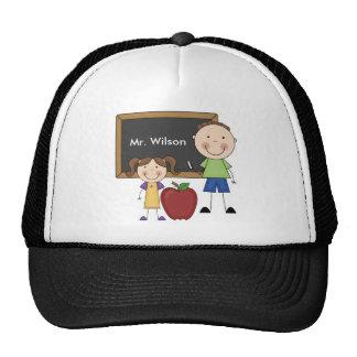 Regalo de encargo del profesor gorras